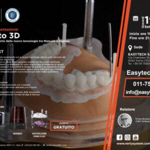 Serata di presentazione Toronto 3D
